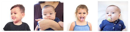تصاویر نامناسب کودک و نوزاد در لاتاری