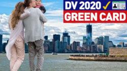 ثبت نام لاتاری گرین کارت